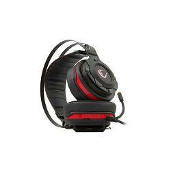 Slušalice RAMPAGE X-Roger G16, 7.1, LED, za PC/PS4/Xbox, USB, crne