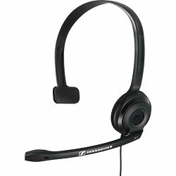 Slušalice SENNHEISER PC 2 Chat, mikrofon, crne