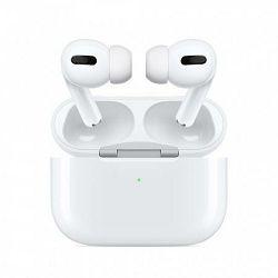 Slušalice APPLE Airpods Pro, Wireless kutijica za punjenje, mikrofon, bijele