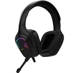 Slušalice GAMDIAS HEBE E2 RGB, crne