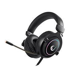 Slušalice RAMPAGE RM-K11 X-Nova, za PS/PS4/XBOX ONE, 7.1, RGB, crne