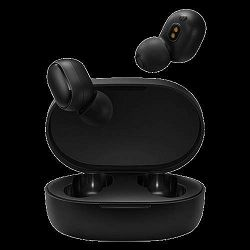 Slušalice XIAOMI Mi True Wireless Earbuds Basic S, in-ear, bežične, bluetooth, crne