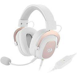 Slušalice REDRAGON Zeus 2 H510W, 7.1 Surround, bijele