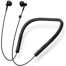 Slušalice XIAOMI Mi Neckband Bluetooth Earphones, in-ear, bežične, bluetooth, crne