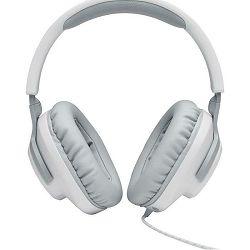 Slušalice JBL Quantum 100, bijele