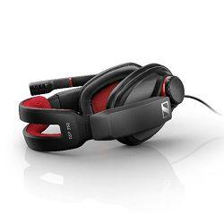 Slušalice SENNHEISER GSP 350, mikrofon, crne, USB