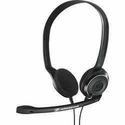 Slušalice SENNHEISER PC 8, mikrofon, USB, crne