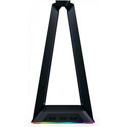 Stalak za slušalice RAZER Base Station Chroma, RGB, USB hub
