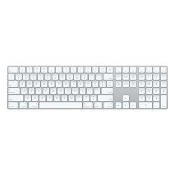 Tipkovnica Apple Magic Keyboard Numeric, HR znakovi, Bluetooth, bijela, mq052cr/a