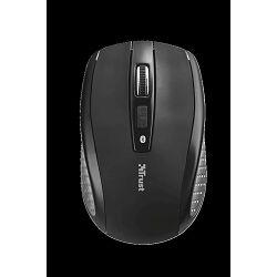 Miš TRUST Siano, optički, 1600dpi, bluetooth, crni