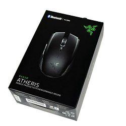 Miš RAZER Atheris, optički, 7200dpi, bežični, BT, crni