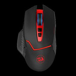 Miš REDRAGON Mirage M690, Gaming, optički, 4800, crni, bežični