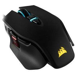 Miš CORSAIR M65 RGB Elite Tunable FPS, optički, 18000 dpi, crni, USB