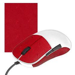 Dodatak za miš LIZARD SKINS Mousegrip, crveni