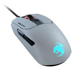 Miš ROCCAT Kain 122 AIMO, RGB, optički, 16000dpi, bijeli, USB
