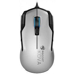 Miš ROCCAT Kova AIMO, RGB, žični, optički, 7000dpi, bijeli, USB
