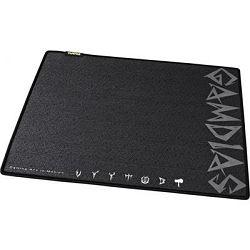 Podloga za miš, GAMDIAS NYX, Speed GMM1500 L, crna