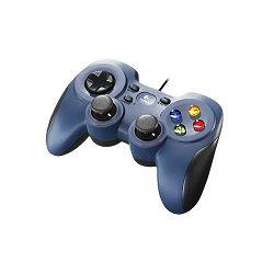Gamepad LOGITECH F310 renew, Gaming, USB, žičani, plavi