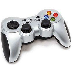 Gamepad LOGITECH F710 renew, Gaming, USB, bežični, srebrni