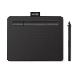 Grafički tablet WACOM Intuos S Bluetooth, crni
