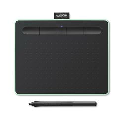 Grafički tablet WACOM Intuos S Bluetooth, zeleni