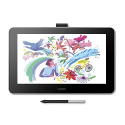 Grafički tablet WACOM One 13 Creative pen display, crni