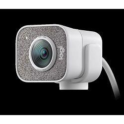 Web kamera LOGITECH StreamCam, USB-C, bijela