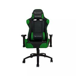 Gaming stolica UVI Chair Styler Green, crno-zelena