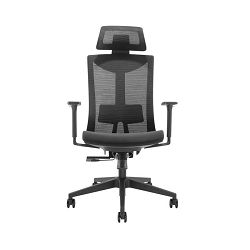Gaming stolica UVI Chair Focus, crna
