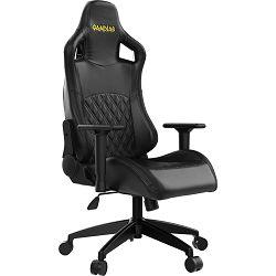 Gaming stolica GAMDIAS APHRODITE EF1 L B, 2D, crna