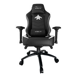 Gaming stolica UVI Chair WESLAV Special Edition, crna
