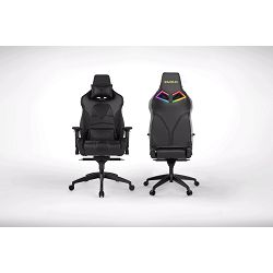 Gaming stolica GAMDIAS ACHILLES M1 L B, crni