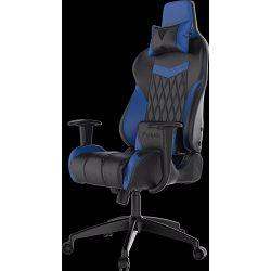 Gaming stolica GAMDIAS ACHILLES E2 L BB, 2D, crno-plava