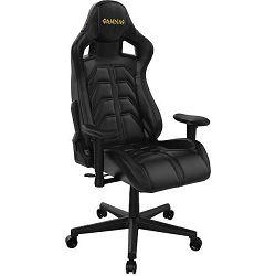 Gaming stolica GAMDIAS APHRODITE MF1, 2D, crna