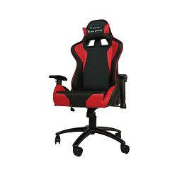 Gaming stolica UVI Chair Devil Red, crno-crvena