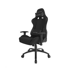 Gaming stolica UVI Chair Back in Black, crna