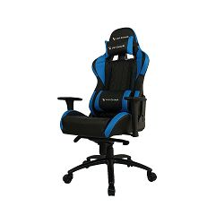 Gaming stolica UVI Chair Gamer Blue, crno-plava