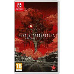 Igraća konzola NINTENDO Switch, Red & Blue Joy-Con HAD + Deadly Premonition 2 BID