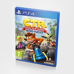 Igra za SONY PlayStation 4, Crash Team Racing Nitro-Fueled