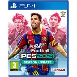 Igra za SONY PlayStation 4, eFootball PES 2021 Season Update