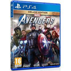 Igra za SONY PlayStation 4, Marvel's Avengers Deluxe Edition Day 1