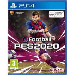 Igra za SONY PlayStation 4, PES 2020