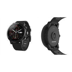 Sportski sat XIAOMI Amazfit Stratos, HR, GPS, 4GB, pametne obavijesti, crni
