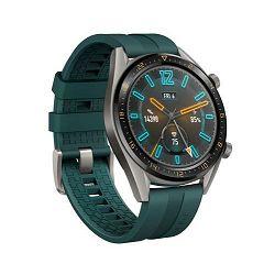 Sportski sat HUAWEI Watch GT Active, HR, GPS, multisport, sivo/zeleni