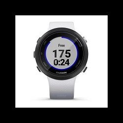 Sportski sat GARMIN Swim 2, HR, GPS, funkcije za plivanje, bijeli