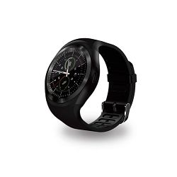Sportski sat MEANIT Smart watch M5+, pametne obavijesti, crna