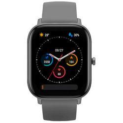 Sportski sat XIAOMI Amazfit GTS, HR, GPS, pametne obavijesti, sivi