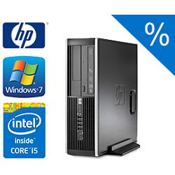 HP Elite 8200 i5 Quad Core SFF
