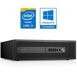 HP EliteDesk 800 G2 i5-6500 SFF + 8GB + SSD