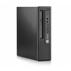 HP EliteDesk 800 G1 UltraSlim - 4.gen Core i5 + 8GB